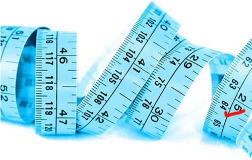 A mérés fontos!