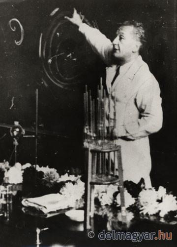 Képek Szent-Györgyi Albert életéből (galéria)