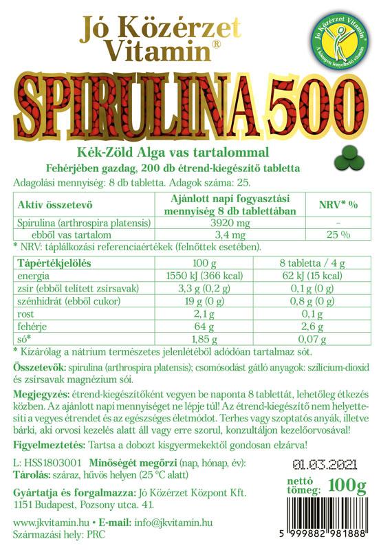 Prémium Kollagén Citrom ízű címke